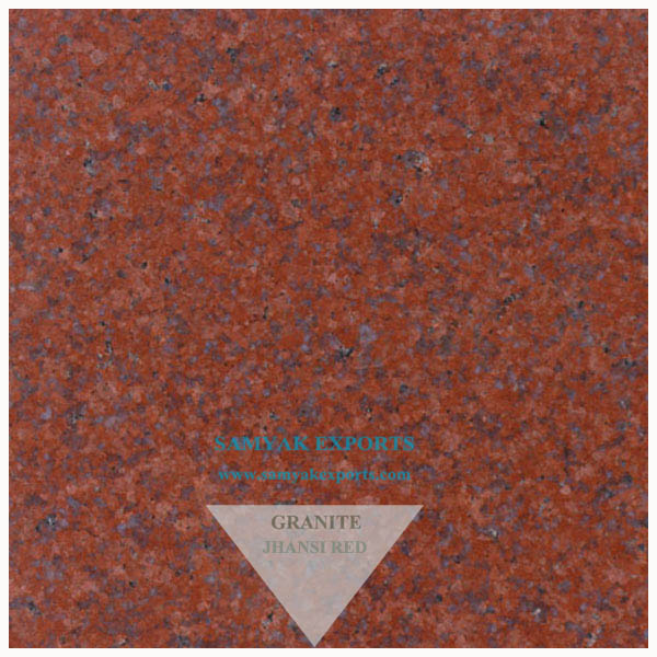 Jhansi Red Granite Tile And Big Size Slab Manufacturer, Supplier In India