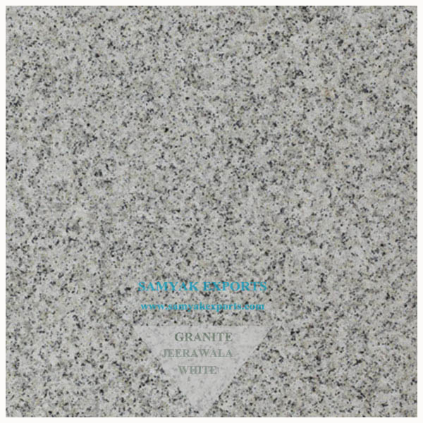 Jirawala White Granite Tile Slab Best Supplier In India