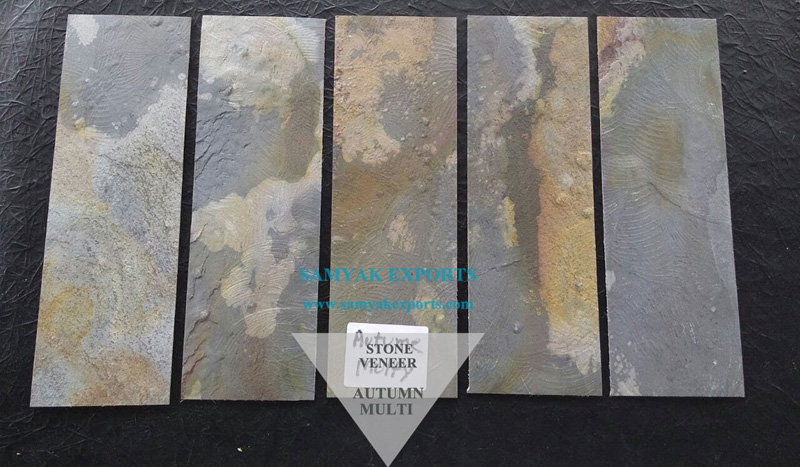 Autumn Multi Stone Veneer Manufacturer, Exporter, Supplier In India