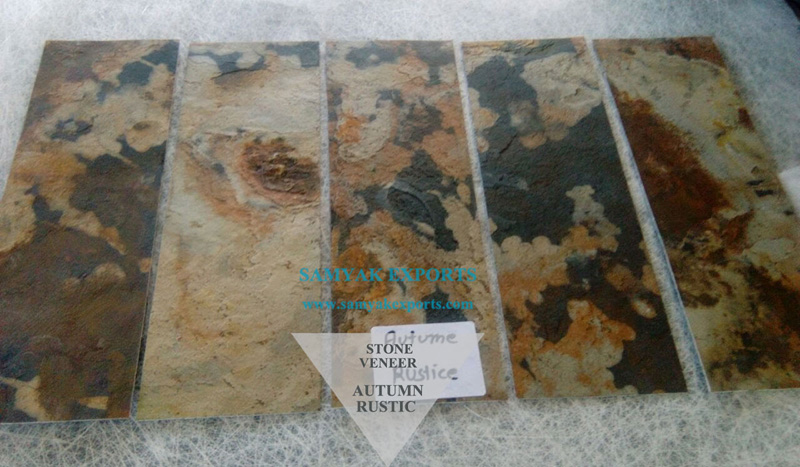 Autumn Rustic Stone Veneer Manufacturer, Exporter, Supplier In India