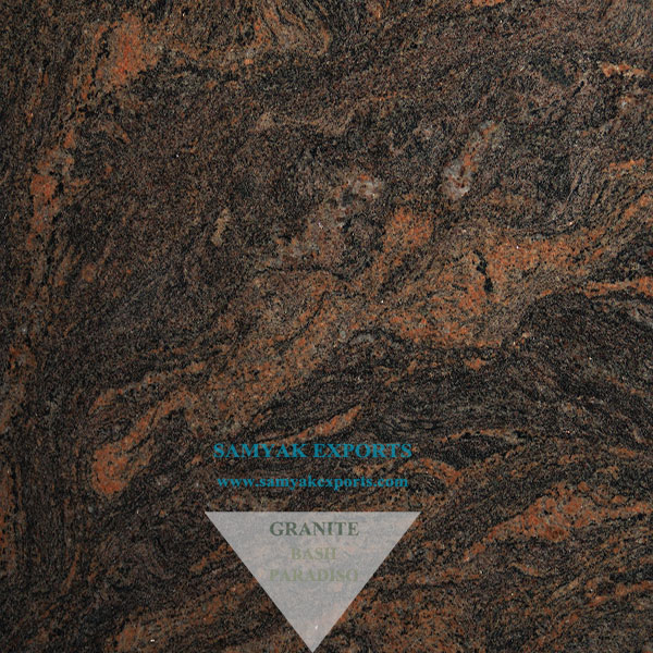 Bash Paradiso Granite Tile Slab Edging Finish Supplier Samyak