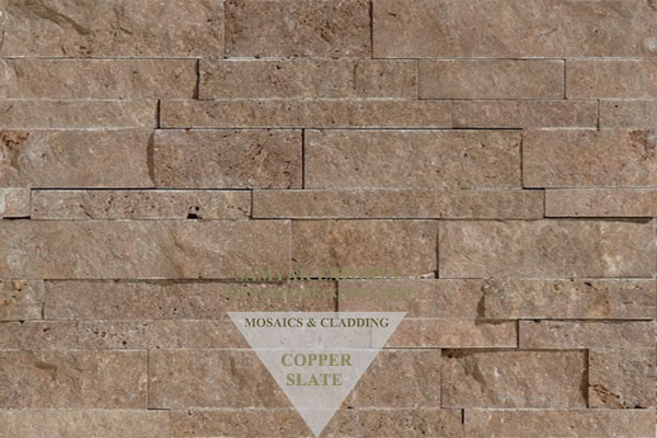 Copper Stone Wall Cladding Panel Manufacturer In India