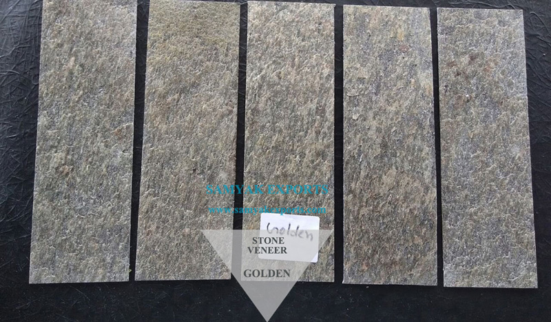 Golden Stone Veneer Manufacturer, Exporter, Supplier In India