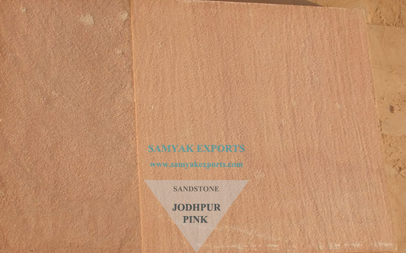 Jodhpur Pink Sandstone Tile Slab Exporter, Manufacturer In India