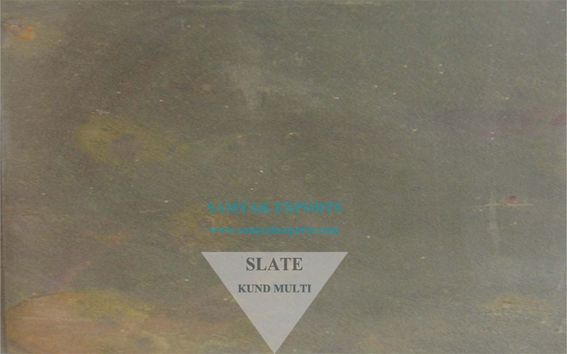 Kund Multi Slate Stone Tile Manufacturer Exporter Supplier