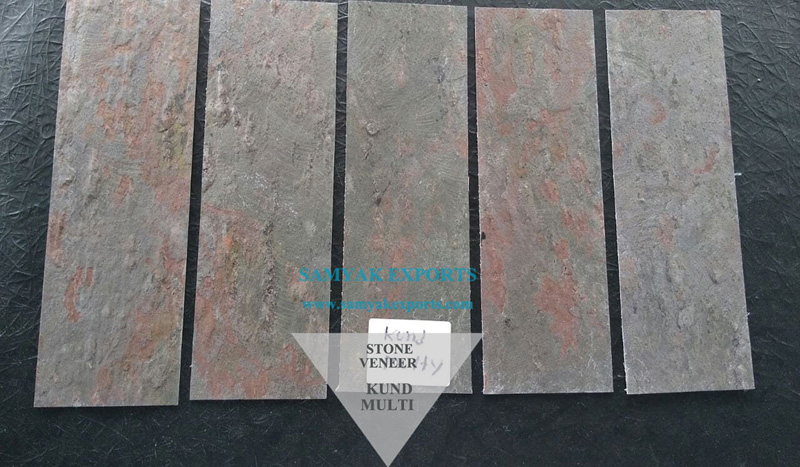 Kund Multi Stone VeneerManufacturer, Exporter, Supplier In India