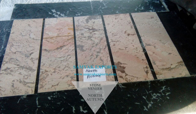 North Autumn Stone Veneer Manufacturer, Exporter, Supplier In India