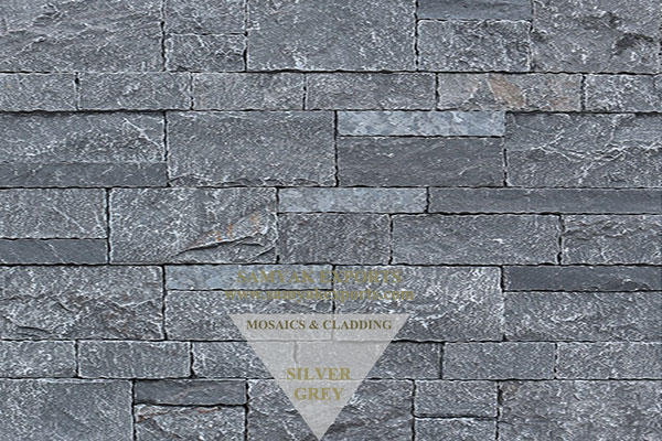 Silver Grey Stone Wall Cladding Panel Manufacturer, Supplier In Rajasthan