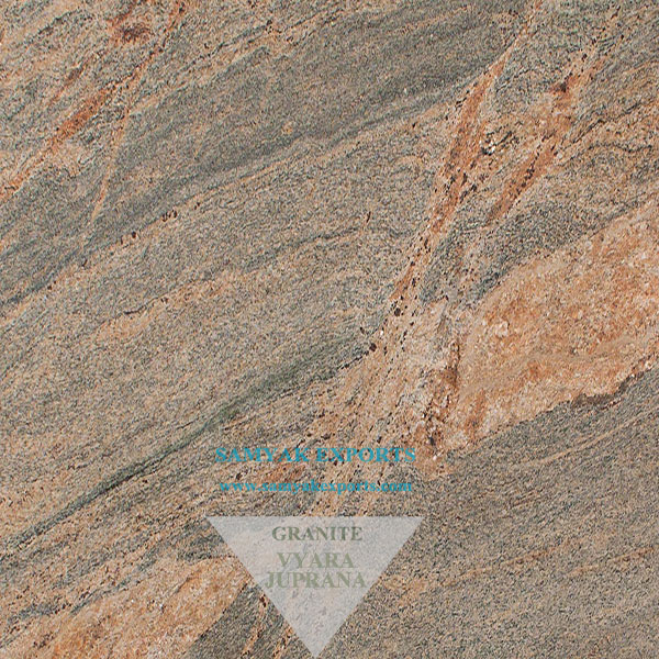Vyara Juparana Granite Tile Slab Countertops Manufacturer, Exporte In India